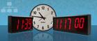 Horloge Réseau Display