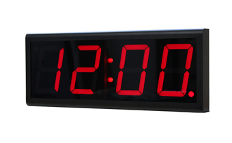 Ce qui est inclus avec le Digit Horloge IP 4