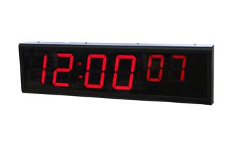 Ce qui est inclus avec le chiffre 6 NTP Horloge
