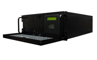 Ce qui est inclus avec le serveur NTP NTS 8000 MSF